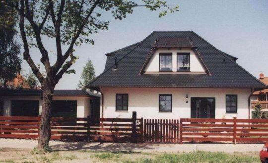 Referenzen bauplanung bauleitung altbau sanierung neubau for Neubau einfamilienhaus