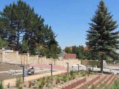 Freiflächen Bepflanzung